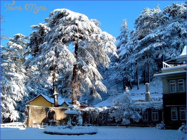 shimla hoenymoon detination in india 10 Best Travel Destinations In India