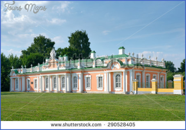 stock photo moscow russia july kitchen outbuilding in manor museum of count sheremetev kuskovo 290528405 GOLOVANOV MUSEUM