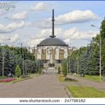 stock photo moscow russia july museum of the great patriotic war of and monument to the 247796182 150x150 GOLOVANOV MUSEUM