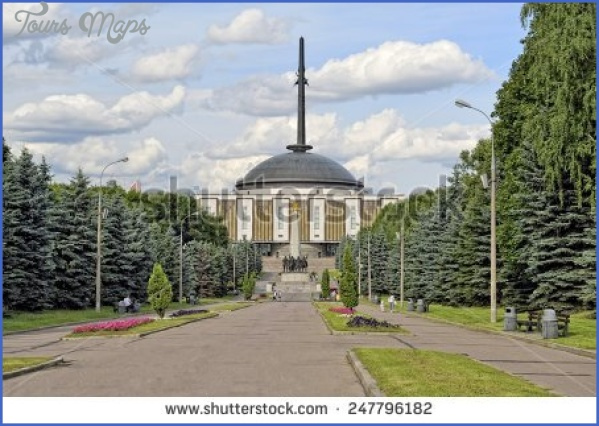 stock photo moscow russia july museum of the great patriotic war of and monument to the 247796182 GOLOVANOV MUSEUM