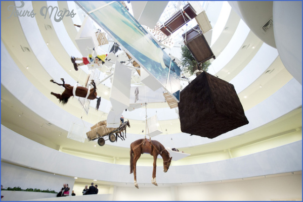 the guggenheim museum new york city1 BEST MUSEUMS IN NEW YORK