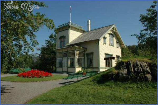 troldhaugen 506 Troldhaugen Museum