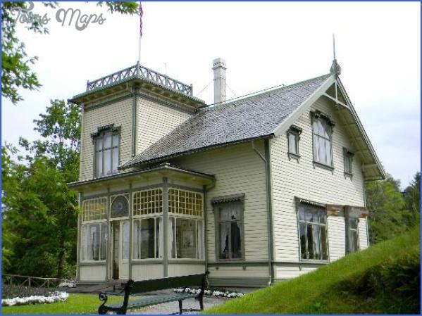 troldhaugen edvard grieg Troldhaugen Museum