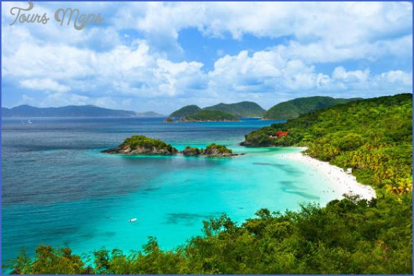 trunkbay stjohn usvirginislands Best Travel Destinations Without A Passport