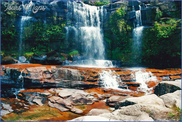 venezuela canaima national park waterfalls Top Travel Destinations Venezuela