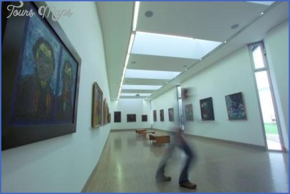 werner berg museum 3 BERG MUSEUM