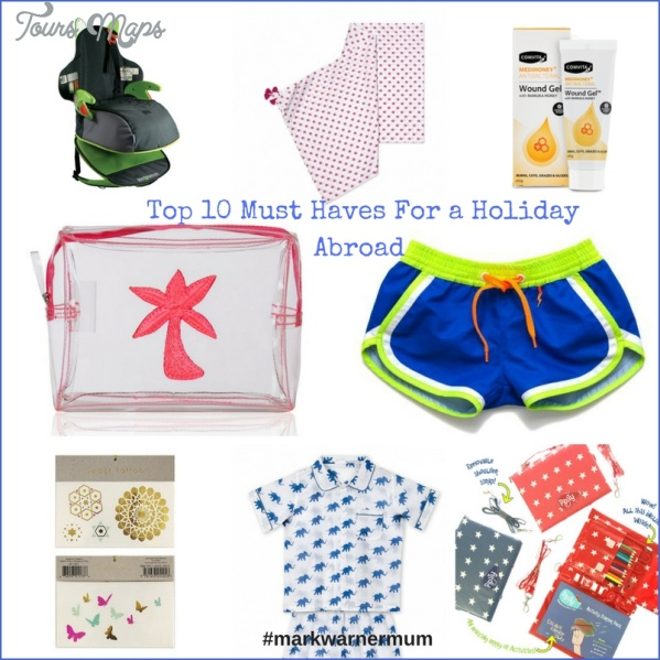 10 must haves for an international trip 10 10 Must Haves for an International Trip