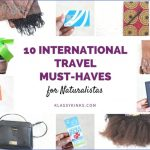 10 must haves for an international trip 13 150x150 10 Must Haves for an International Trip