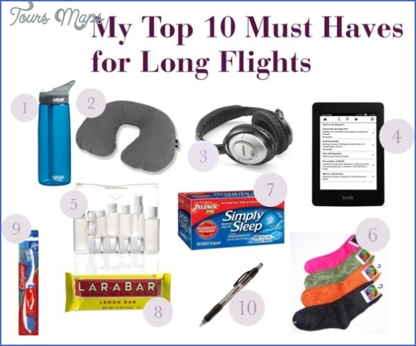 10 must haves for an international trip 4 10 Must Haves for an International Trip