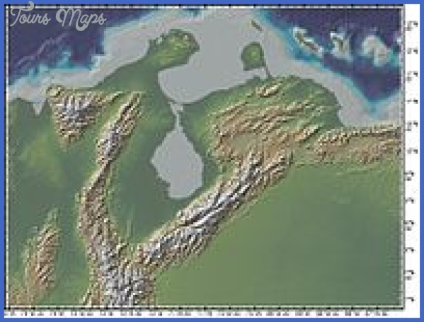 200px maracaibo basin map LAKE MARACAIBO BRIDGE MAP