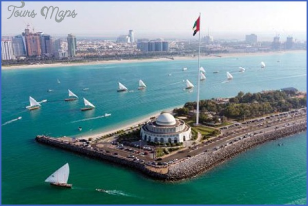 3 corniche yachts Reasons to Visit Abu Dhabi with Family