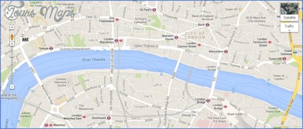 7londonbridgesmap LONDON BRIDGE MAP