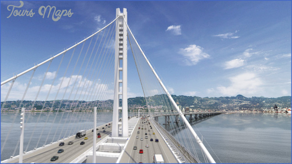 bay bridge visualization 5 large 800x450 EAST SPAN, BAY BRIDGE MAP