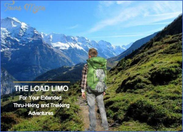 branson load limo 2 v1494712487 What To Pack For Your Fall Hiking Adventure