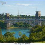 britannia bridge menai strait anglesey to gwynedd north wales uk bp7dxr 150x150 BRITANNIA BRIDGE MAP