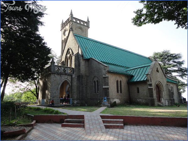 christ church kasauli Few Useful Facts Associated With The Hotels In Kasauli