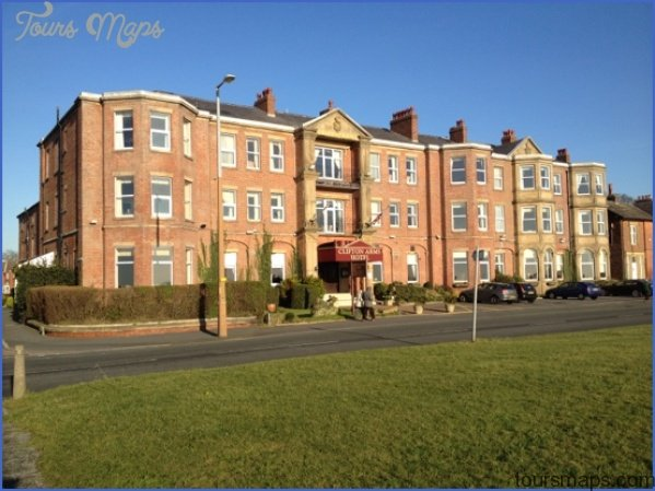 clifton arms hotel Make Holiday Stay Luxurious And Memorable Holiday Apartments Lytham