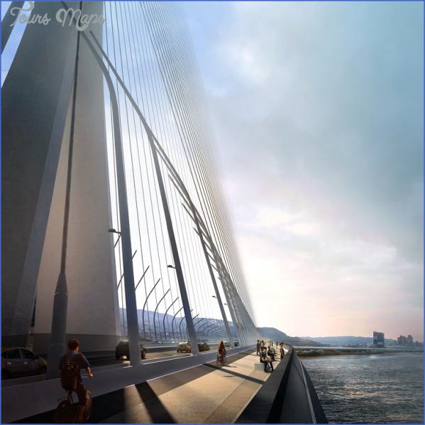 danjiang bridge taipei visualarch 08 1439575283 DANJIANG BRIDGE MAP