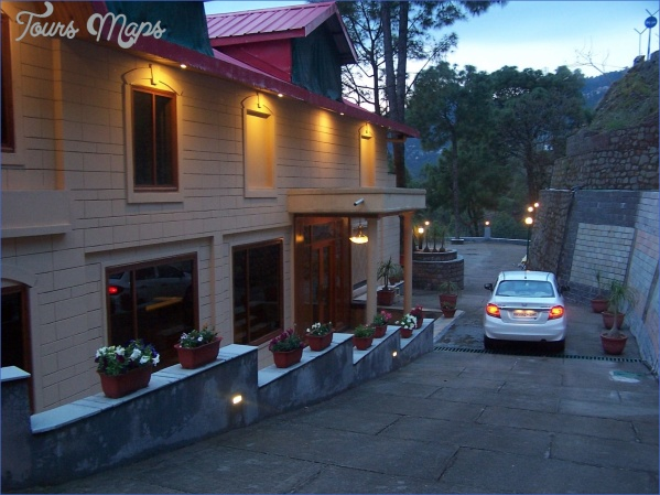 forest ville hotel and resort kasauli solan resorts fv5bor Few Useful Facts Associated With The Hotels In Kasauli