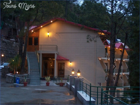 forest ville hotel and resort kasauli solan resorts nyfd11 Few Useful Facts Associated With The Hotels In Kasauli