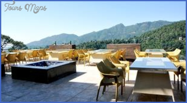 hotel whispering winds kasauli rooftop restaurant 42332869010srp Few Useful Facts Associated With The Hotels In Kasauli