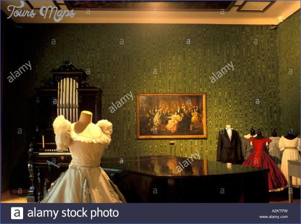 johann strauss museum praterstrasse 54 vienna austria europe a2ktpw STRAUSS MUSEUM