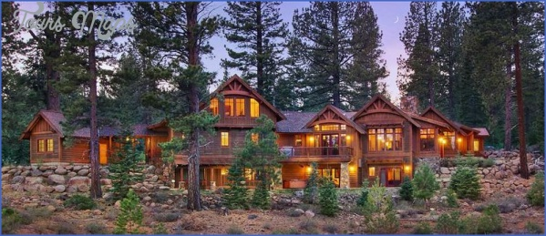 luxury lake tahoe home Vacation Rentals Can Create Vacations Really Memorable