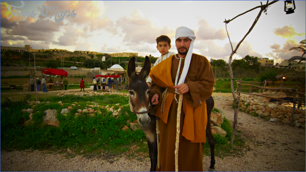 maltese christmas traditions live nativity The Cultural Origins of Maltas Christmas Traditions