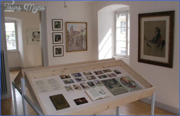 schubert museum 1 SCHUBERT MUSEUM