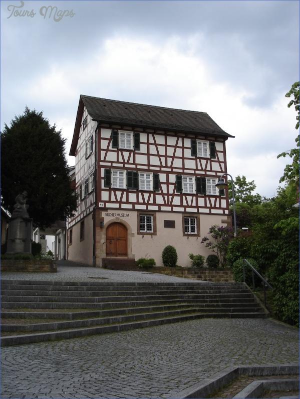 silchermuseum jpg SILCHER MUSEUM