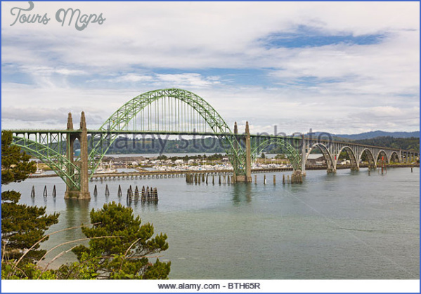 siuslaw river bridge designed by conde b mccullough in florence oregon bth65r 1 SIUSLAW RIVER BRIDGE MAP