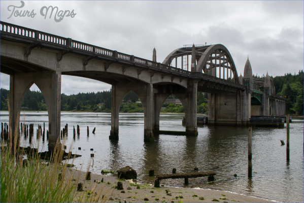 siuslaw river bridge 6 SIUSLAW RIVER BRIDGE MAP