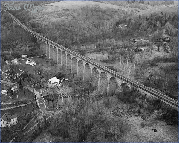 starrucca viaduct STARRUCCA VIADUCT BRIDGE MAP