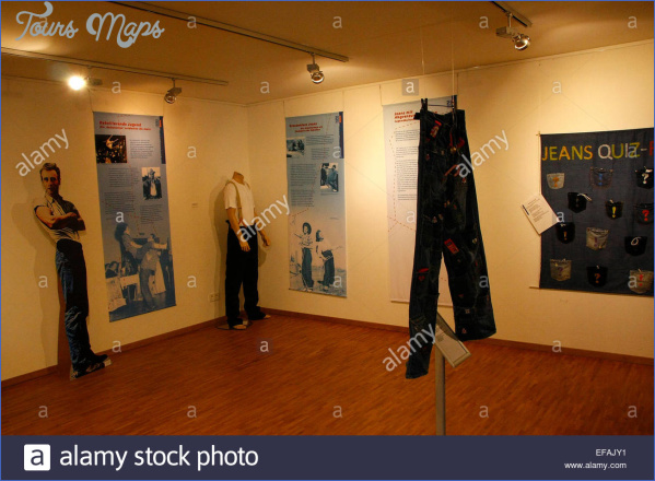 the levi strauss museum presents the evolution of the blue jeans from efajy1 STRAUSS MUSEUM