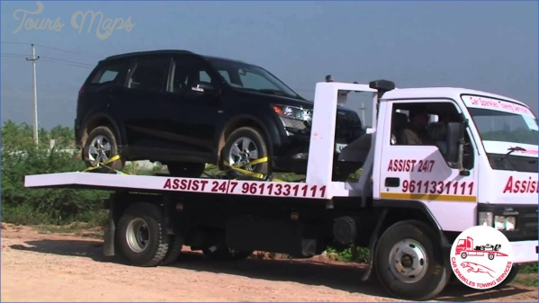 which types of towing services are available 2 Which Types of Towing Services are Available
