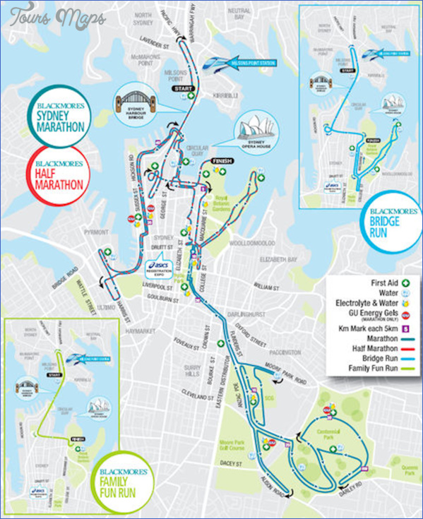 www sydneymarathon org sites default files documents a4 brf combined pdf 1411132345 1190 SYDNEY HARBOUR BRIDGE MAP