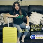 10 quick easy travel packing hacks 2 150x150 10 quick easy TRAVEL PACKING HACKS