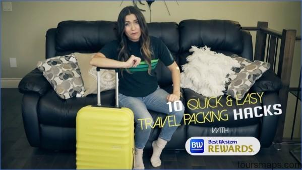 10 quick easy travel packing hacks 2 10 quick easy TRAVEL PACKING HACKS