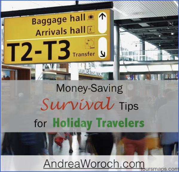 20 holiday travel survival tips 0 20 HOLIDAY TRAVEL Survival Tips