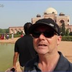 NEW DELHI RED FORT A CRAZY FOREIGNER TALKING TO HIMSELF IN INDIA – VARANASI TO DELHI INDIA  _4.jpg
