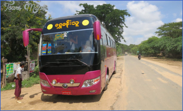night bus in myanmar from bagan to inle lake nyuangnshwe 3 Night Bus in Myanmar from Bagan to Inle Lake Nyuangnshwe