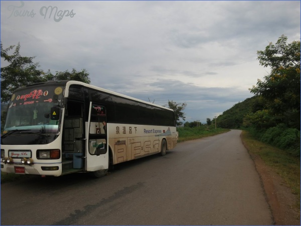 night bus in myanmar from bagan to inle lake nyuangnshwe 6 Night Bus in Myanmar from Bagan to Inle Lake Nyuangnshwe