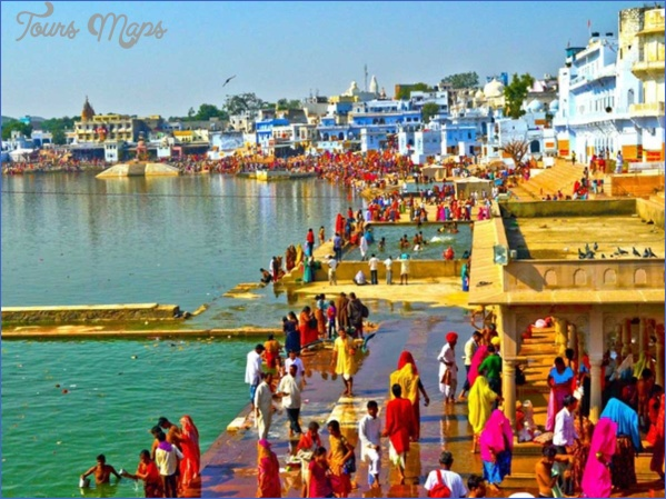pushkar camel fair 2018 and pushkar lake aarti ceremony on ghats steps india  15 Pushkar Camel Fair 2018 and Pushkar Lake Aarti Ceremony on Ghats steps India