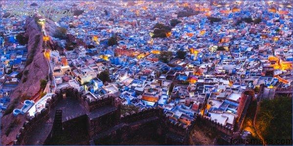 relaxing in the blue city of jodhpur rajasthan india 0 Relaxing in the Blue City of Jodhpur Rajasthan India