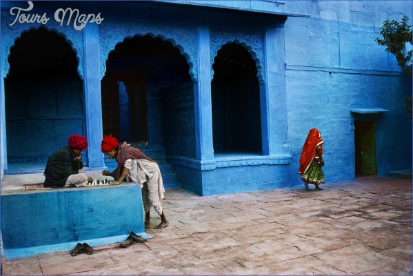 relaxing in the blue city of jodhpur rajasthan india 3 Relaxing in the Blue City of Jodhpur Rajasthan India