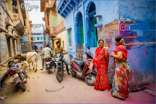 relaxing in the blue city of jodhpur rajasthan india 4 Relaxing in the Blue City of Jodhpur Rajasthan India