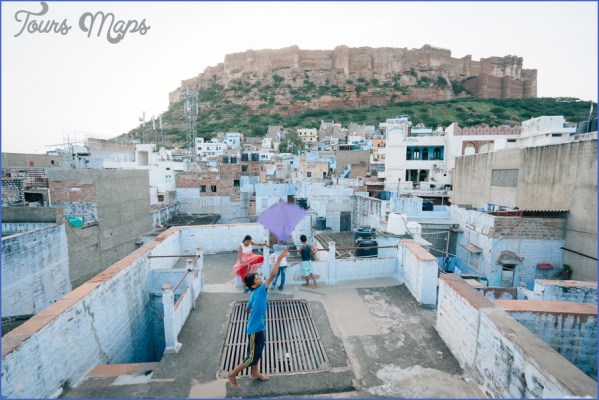 relaxing in the blue city of jodhpur rajasthan india 5 Relaxing in the Blue City of Jodhpur Rajasthan India