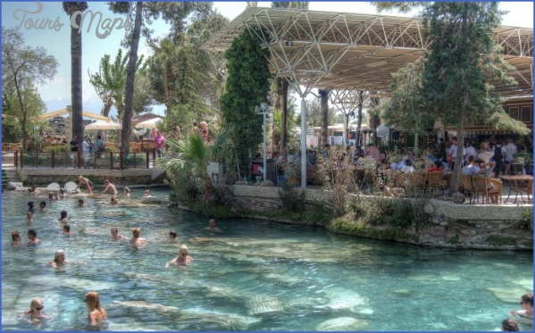 the hot springs and ancient city of pamukkale turkey 6 The Hot Springs and Ancient City of Pamukkale Turkey
