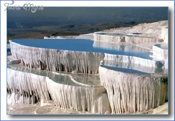the hot springs and ancient city of pamukkale turkey 9 The Hot Springs and Ancient City of Pamukkale Turkey