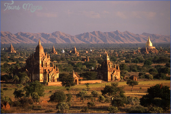 ygn bagan large Temples of Bagan Lunch in Nyaung U Village Myanmar  Travel